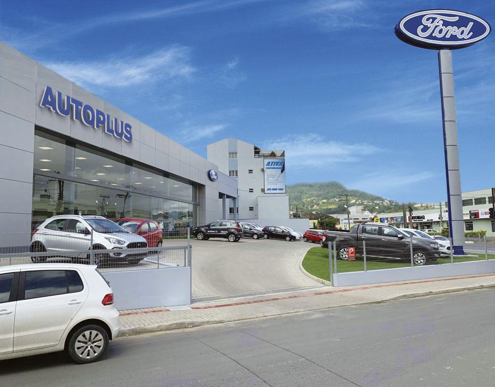 Autoplus Ford Rio do Sul