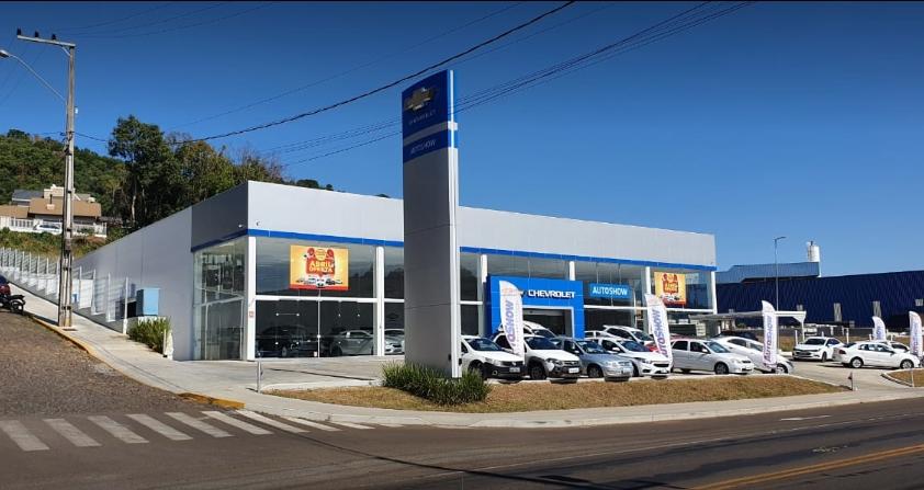 AutoShow Chevrolet Concórdia
