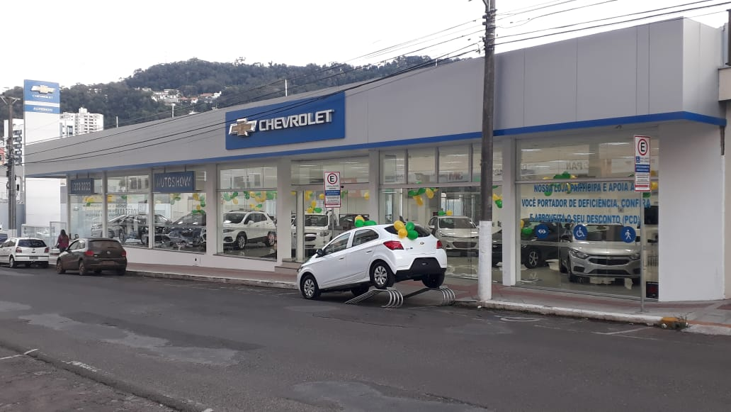 AutoShow Chevrolet Joaçaba