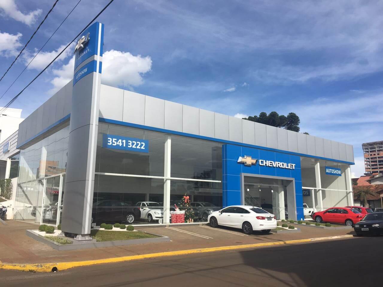 AutoShow Chevrolet Campos Novos