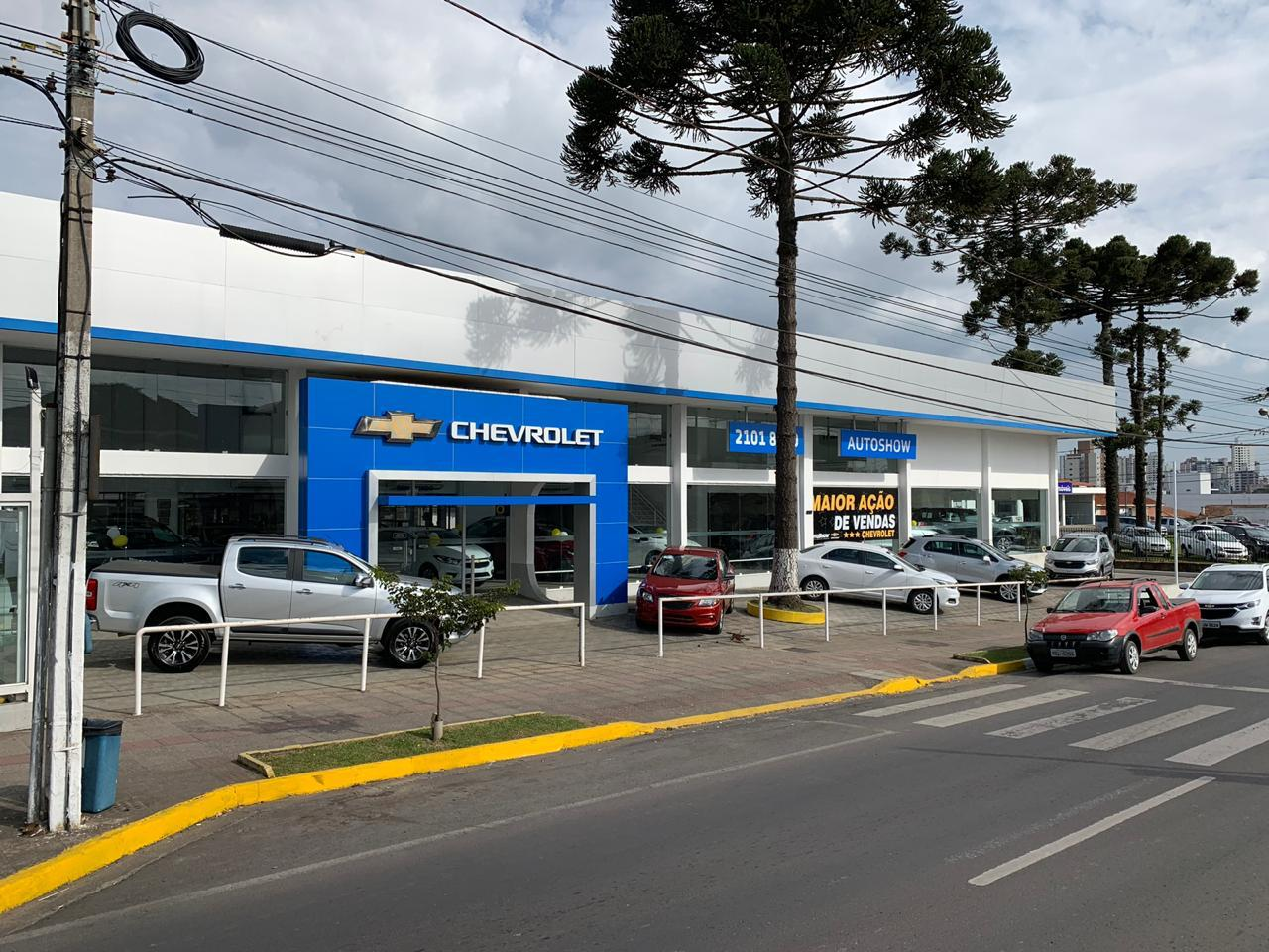 AutoShow Chevrolet Lages