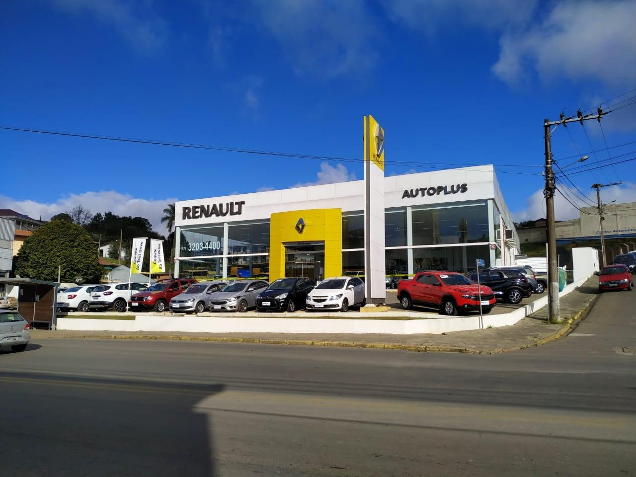 AutoPlus Renault São Bento do Sul