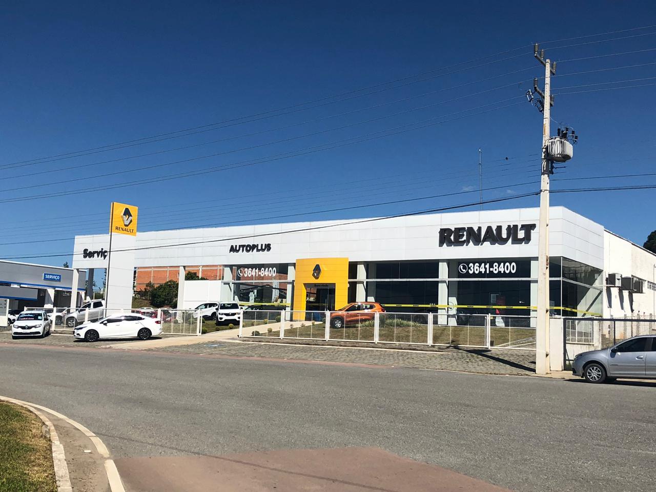 AutoPlus Renault Mafra